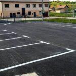 Uređenje dvorišta i parking prostora