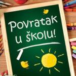 Upute Ministarstva obrazovanja SBK za početak školske 2021/2022.godine